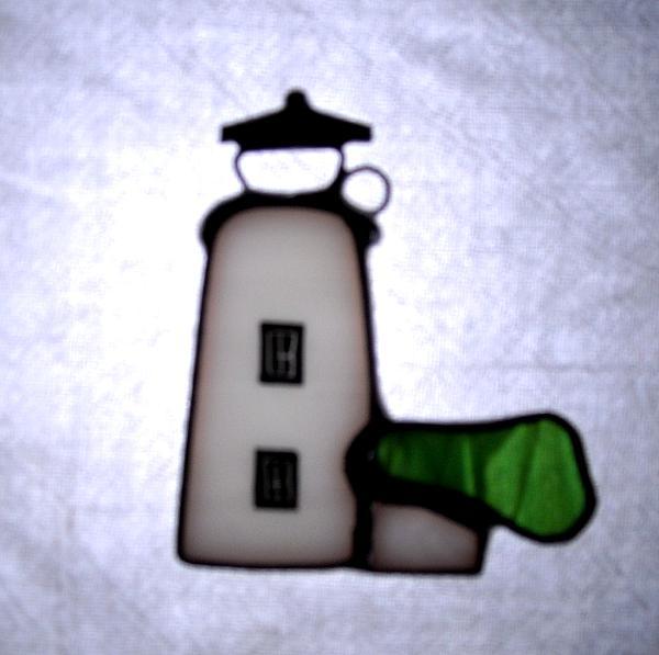 Small Ocracoke Light House
