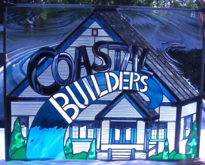 Custom Window for Coastal Builders