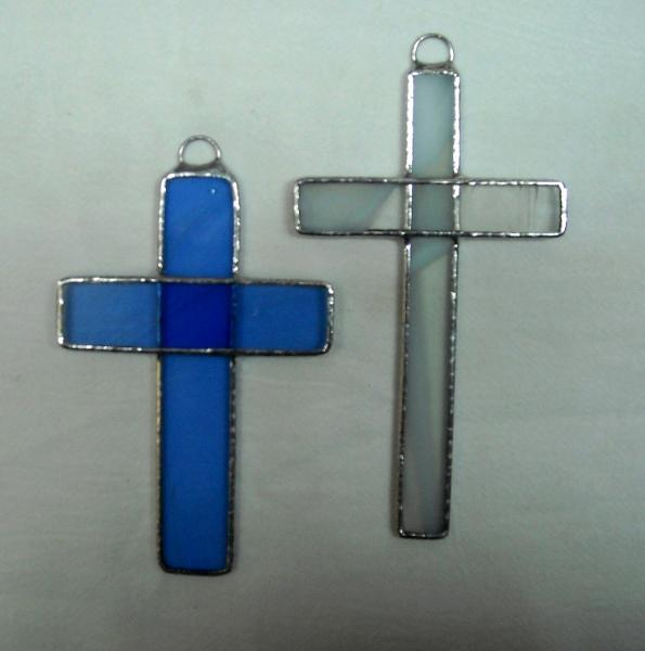 Pair of Crosses