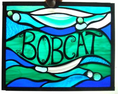 "Custom Name ""Bobcat"""