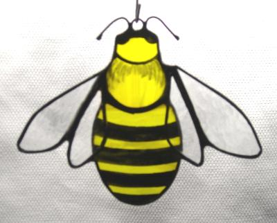 Bumble Bee Suncatcher