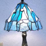 "Mini Lamp ""Blue Ice"""