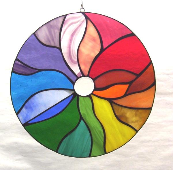 Color Wheel ~ 11 Inch round