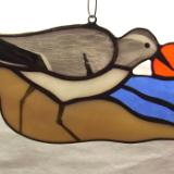 Sanderling Suncatcher