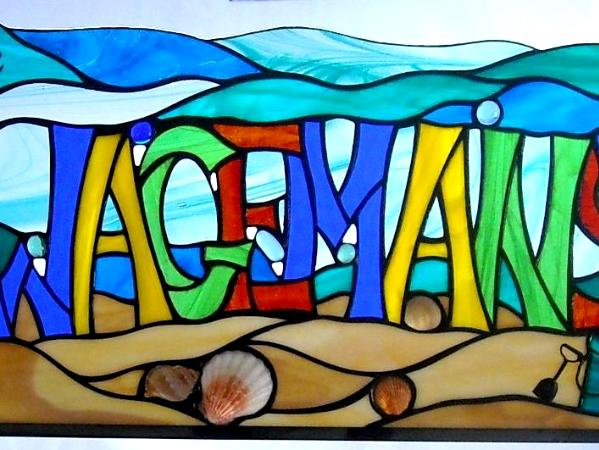 Stained Glass Name