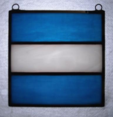 Maritime Code Flag Letter J