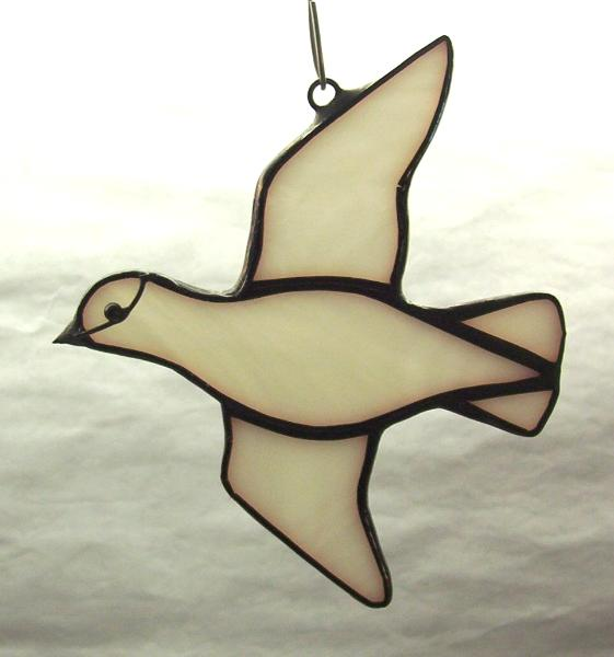 Small White Dove