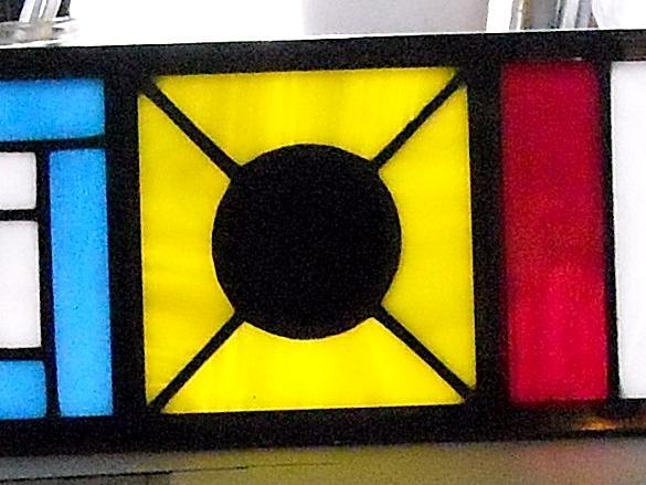 "Nautical Flag "" IMWITHU"""