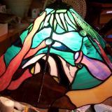 Underwater (lamp) view 3