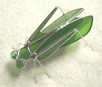 3-D Grasshopper (another view)